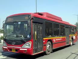 DTC Red Bus